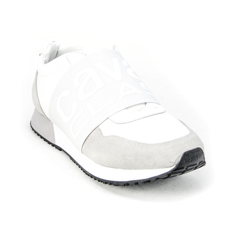 Men's Classic Running Sneaker // White (Euro: 38)
