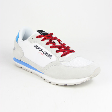 Men's Sport Running Sneaker // Optic White (Euro: 38)