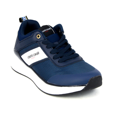Men's Sport Running Sneaker // Navy (Euro: 38)