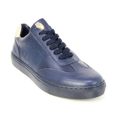 Men's Classic Low-Top Sneaker // Navy (Euro: 38)