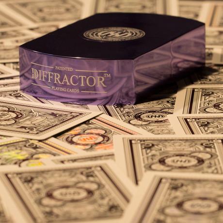 Vegas Diffractor // Ultraviolet Metal