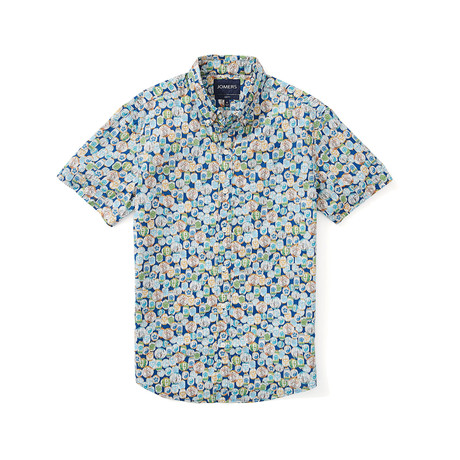 Short Sleeve Shirt // Pacific Nagashi (S)
