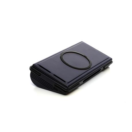 Full Circle // Wireless input + Output Power Bank (Black)