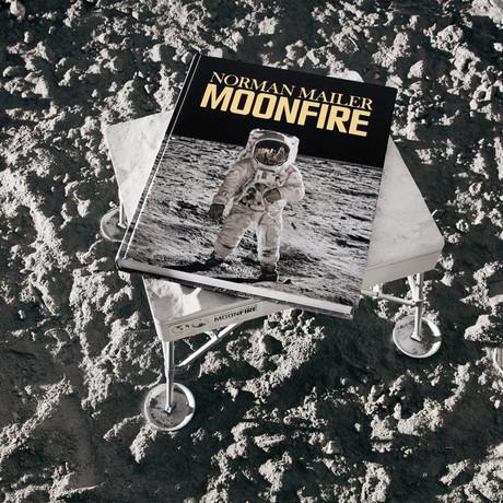 MoonFire // Lunar Rock Edition No. 1,969 'NWA 4936'