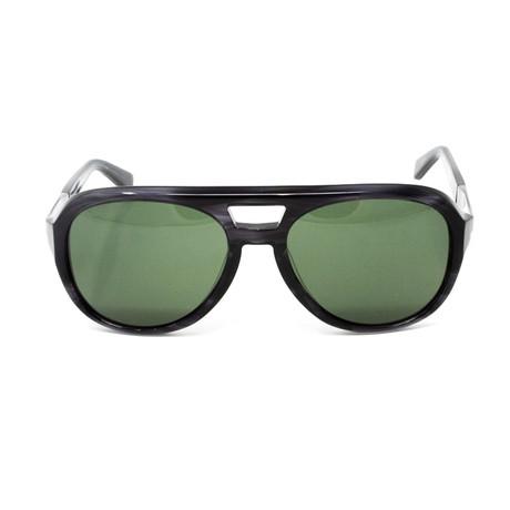 DSquared2 // Men's DQ0237 Aviator Sunglasses // Black