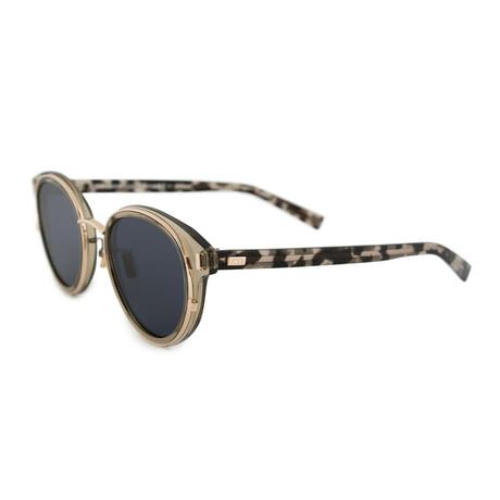 Men's 0O50A9 Black Tie Sunglasses // Gray Havana + Blue Gray