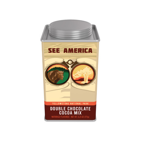 Yellowstone National Park // See America Double Chocolate Cocoa