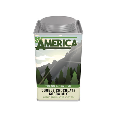 Yosemite National Park // See America Double Chocolate Cocoa