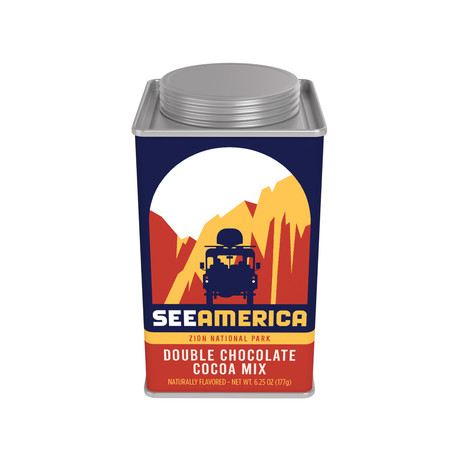 Zion National Park // See America Double Chocolate Cocoa