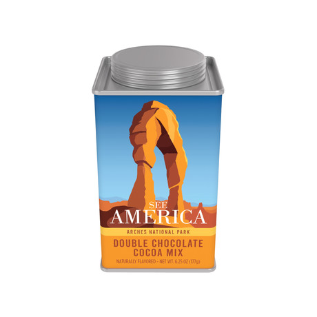 Arches National Park // See America Double Chocolate Cocoa