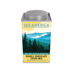 Great Smoky Mountains National Park // See America Double Chocolate Cocoa