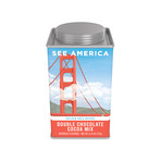Golden Gate Bridge // See America Double Chocolate Cocoa