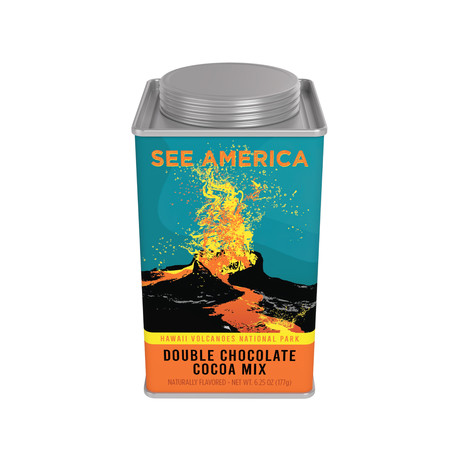 Hawaii Volcanoes National Park // See America Double Chocolate Cocoa