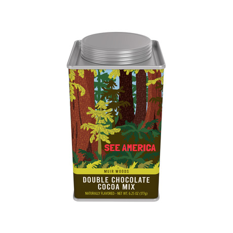 Muir Woods // See America Double Chocolate Cocoa