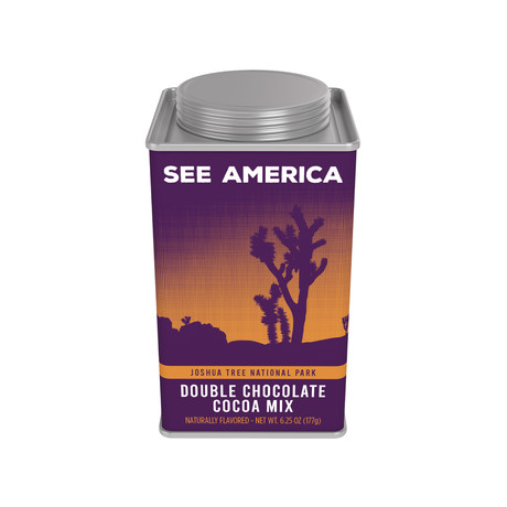 Joshua Tree National Park // See America Double Chocolate Cocoa