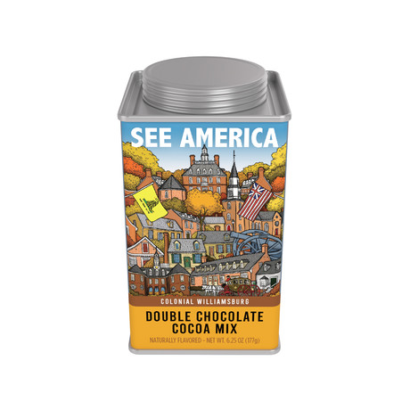 Colonial Williamsburg // See America Double Chocolate Cocoa