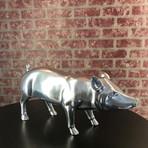Little Piggie // Chrome