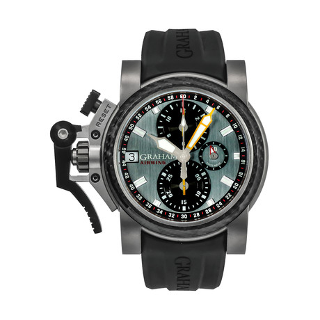 Graham Chronofighter Oversize Airwing Automatic // 2OVKT.T01A // Store Display