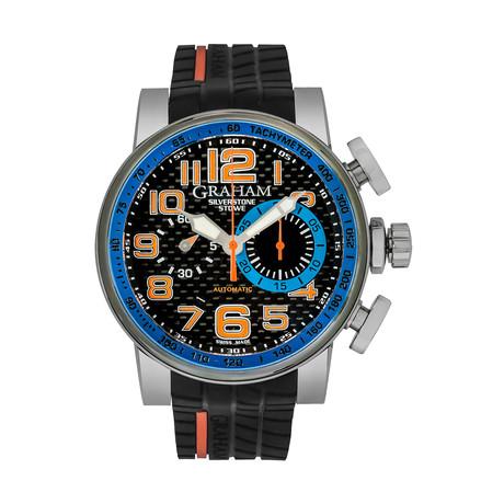 Graham Silverstone Racing Stowe Chronograph Automatic // 2BLGA.B13A // Store Display