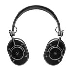 MH40 Wireless Over Ear Headphone (Gunmetal)