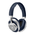 MW65 Active-Noise-Cancelling Wireless Over-Ear Headphone (Gunmetal)