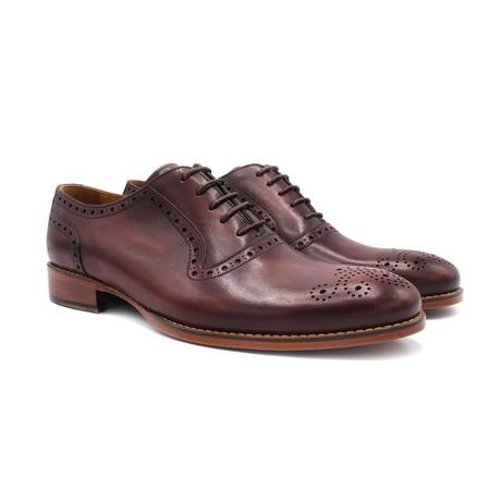 Nuptse Shoes // Bordeaux (Euro: 45)