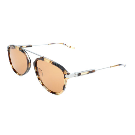 Men's CKNYC1872S Sunglasses // Khaki Tortoise