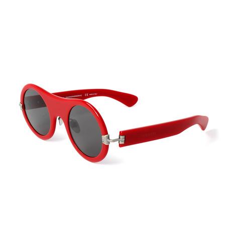 Unisex CKNYC1876SR Sunglasses // Red