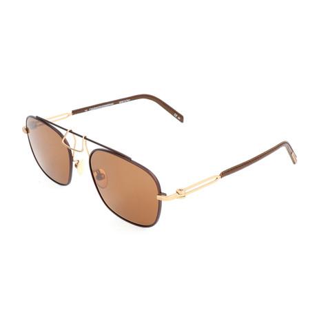 Men's CKNYC1810S Sunglasses // Brown