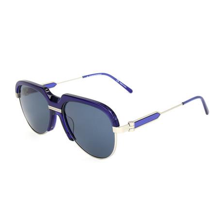 Men's CKNYC1970S Sunglasses // Crystal Cobalt