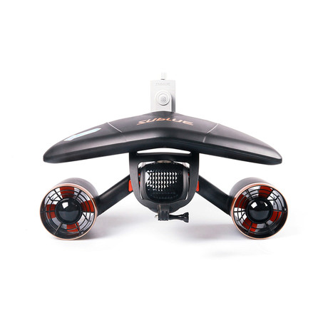 Mix Pro // Underwater Scooter // Black Gold