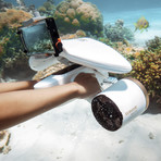 Mix Pro // Underwater Scooter // White Gold