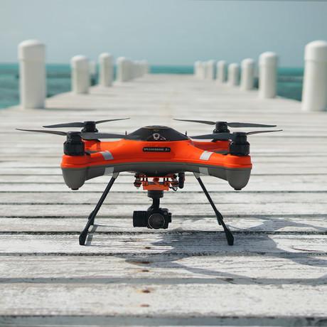 Splashdrone 3+ // Filming Basic