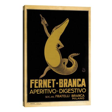 """Fernet-Branca, Croc // Vintage Apple Collection (18""""W x 26""""H x 1.5""""D)"""