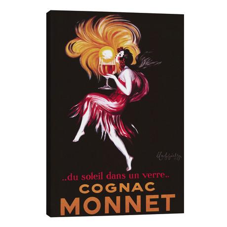 Cognac Monnet (Vintage) // Leonetto Cappiello