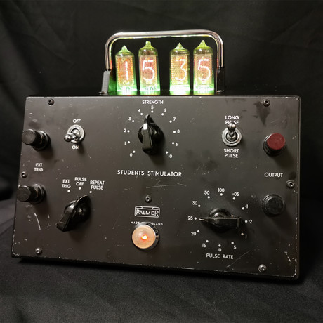 Palmer Students Stimulator Clock