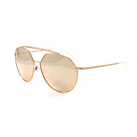 Emporio Armani // Men's EA2070 Sunglasses // Copper