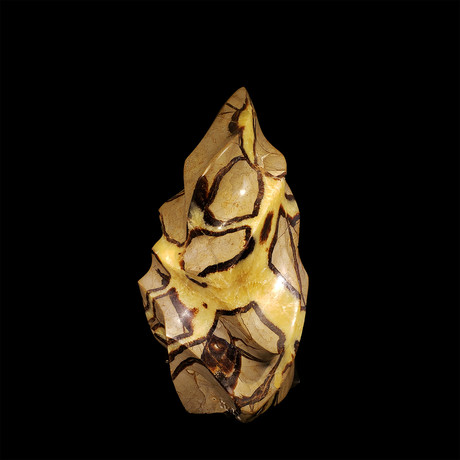Septarian Stone Flame