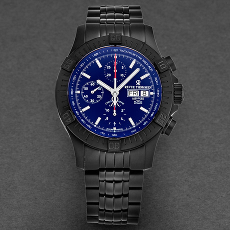 Revue Thommen Airspeed Chronograph Automatic // 16071.6176 // Store Display