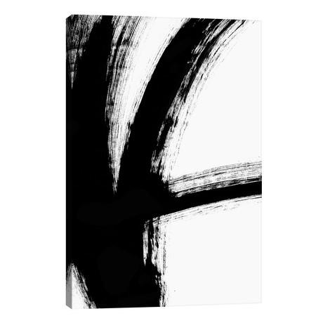"Path of Zen No. 2 // Melissa Selmin (18""W x 26""H x 1.5""D)"