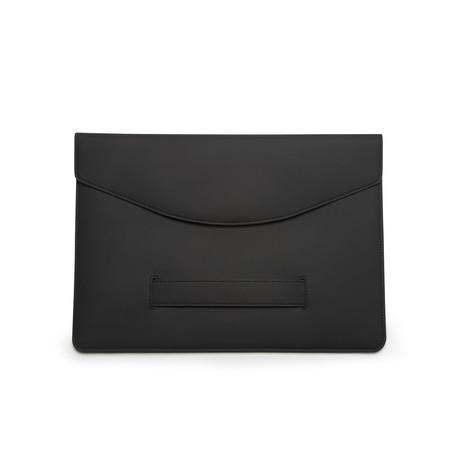 "Envelope 13"" Laptop Sleeve // Black"