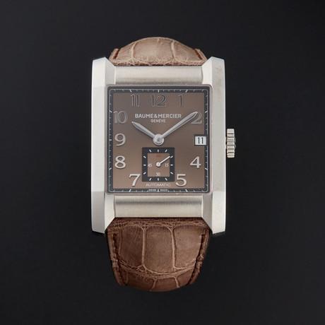 Baume & Mercier Hampton Automatic // MOA 10028 // Store Display