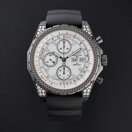 Breitling Bentley GT Midnight Chronograph Automatic // M1336267-A729 // Store Display
