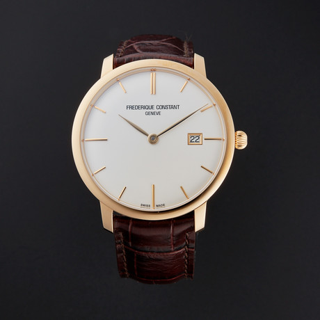 Frederique Constant Slimline Automatic // FC-306V4S5 // Store Display