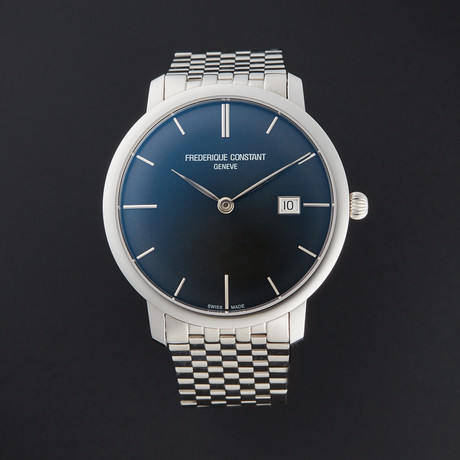 Frederique Constant Slimline Automatic // FC-306G4S6B // Store Display