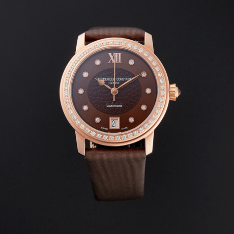 Frederique Constant Ladies Automatic // FC-303CHD2PD4 // Store Display