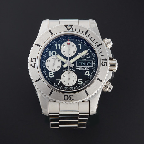 Breitling Superocean Chronograph Steelfish Automatic // A13341C3/BD19 // Store Display