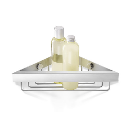 Linea // Corner Shower Basket