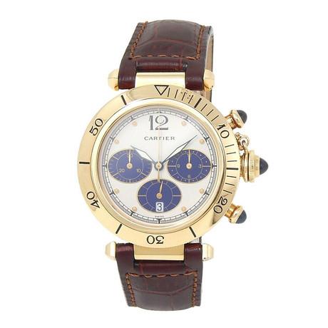 Cartier Pasha Chronograph Quartz // 30009 // Pre-Owned