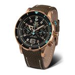 Vostok-Europe Anchar Chronograph Quartz // 6S21/5100585